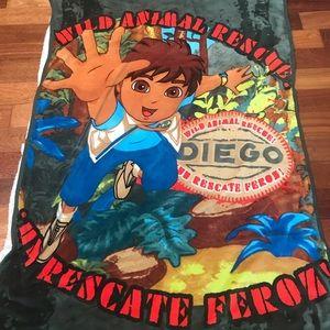 EUC Diego blanket